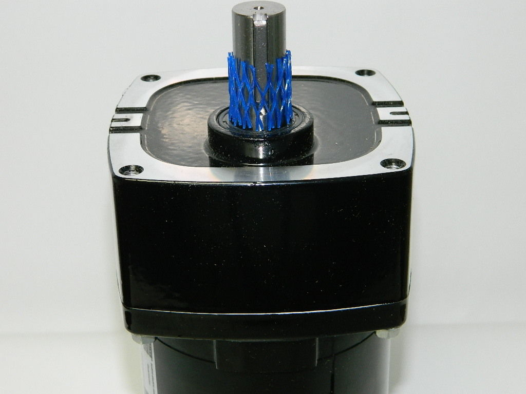 NIB BODINE DC GEARMOTOR MODEL 5044. 3/16 - 3/8 HP. 58/83 RPM. 90/130 V